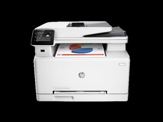 HP Color LaserJet Pro MFP M274n - Center