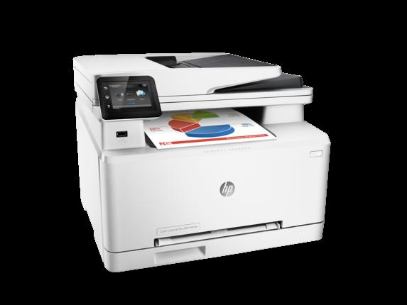 HP Color LaserJet Pro MFP M274n - Right