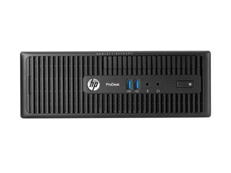 PC HP ProDesk 400 G2.5 con factor de forma reducido