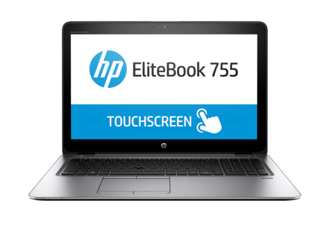HP EliteBook 755 G3 notebook