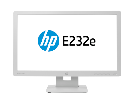 HP EliteDisplay E232e 23 英寸显示器