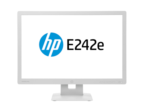 HP EliteDisplay E242e 24 英寸显示器