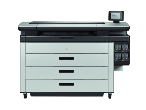 HP PageWide XL 8000-skrivare