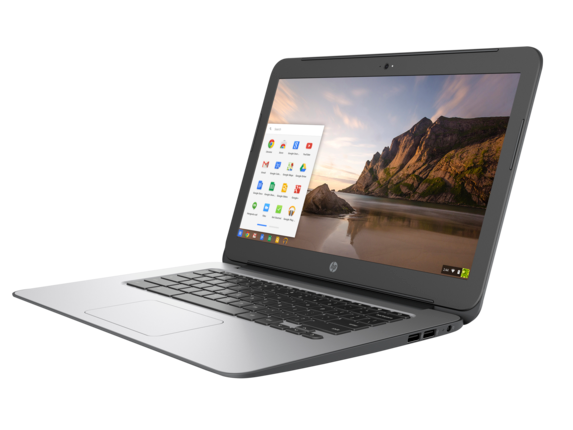 HP Chromebook 14 G4 (ENERGY STAR) - Left