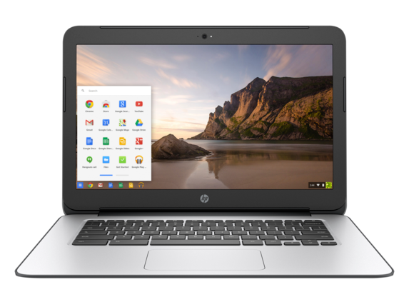 HP Chromebook 14 G4 (ENERGY STAR) - Center