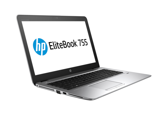 HP EliteBook 755 G4 Notebook PC - Customizable - Right