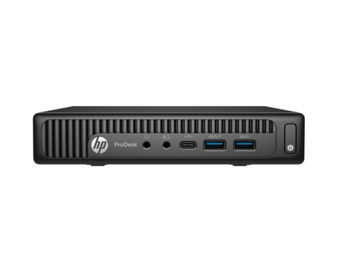 Mini ordinateur de bureau HP ProDesk 600 G2