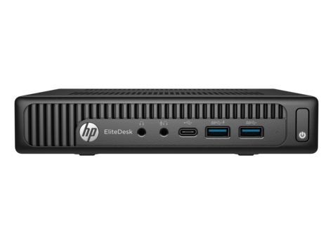 HP EliteDesk 800 G2 Desktop-Mini-PC (65 W)