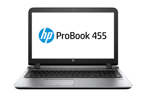 HP ProBook 455 G3 notebook