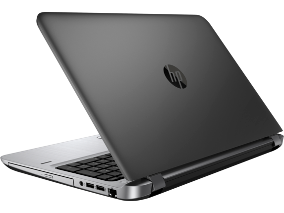 HP ProBook 450 G3 Notebook PC - Customizable - Left rear