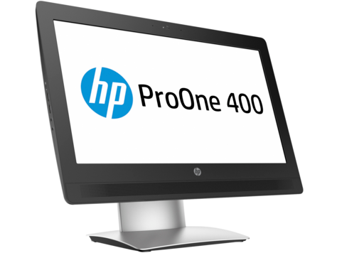 HP ProOne 400 G2 20-tommers All-in-One PC uten berøring