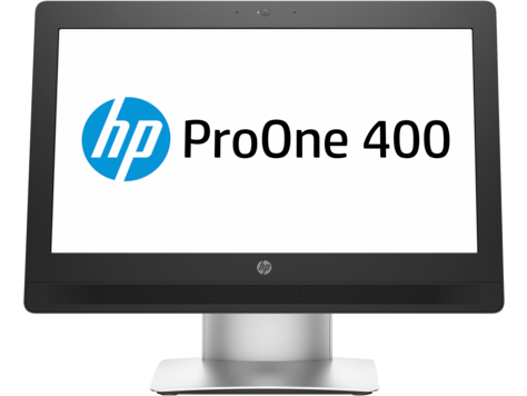 PC HP ProOne 400 G2 de 20 pulgadas, no táctil, All-in-One