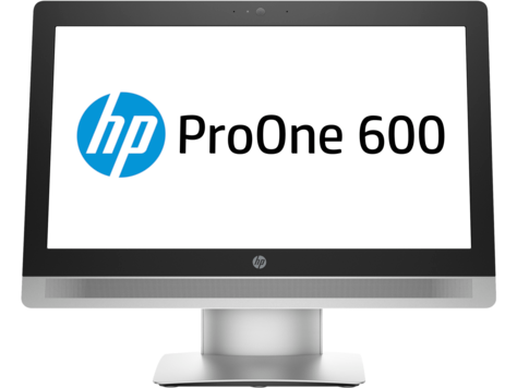 PC HP ProOne 600 G2 de 21,5 pulgadas, no táctil, All-in-One