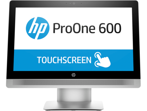 PC HP ProOne 600 G2 de 21.5 pulgadas, All-in-One, táctil