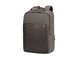 HP 15.6 Executive Brown Backpack