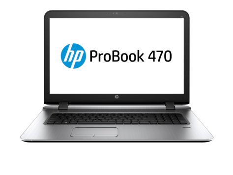 HP ProBook 470 G3 Notebook PC