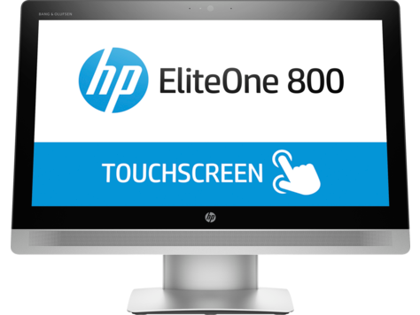 PC HP EliteOne 800 G2 de 23 pulgadas, táctil, All-in-One