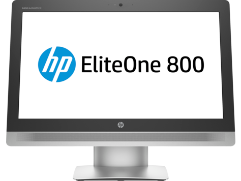 PC HP EliteOne 800 G2 de 23 pulgadas, no táctil, All-in-One