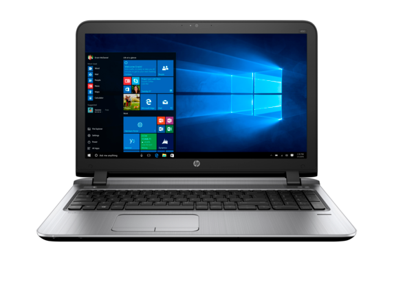 HP ProBook 450 G3 Notebook PC - Customizable - Center