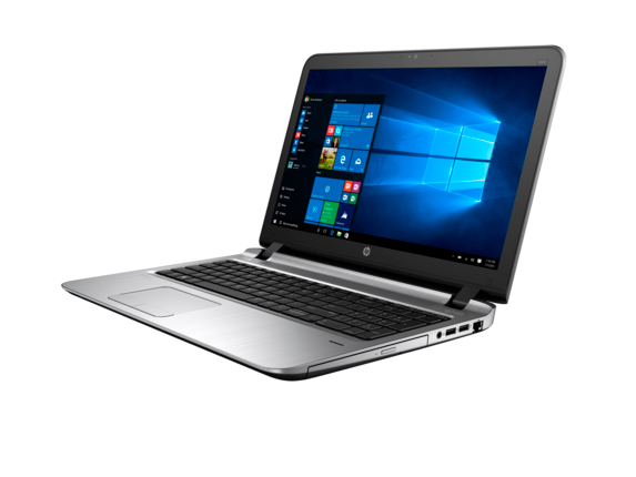 HP ProBook 450 G3 Notebook PC - Customizable - Left