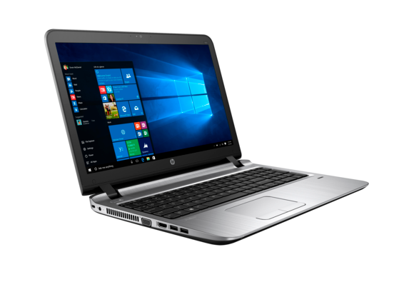 HP ProBook 450 G3 Notebook PC - Customizable - Right