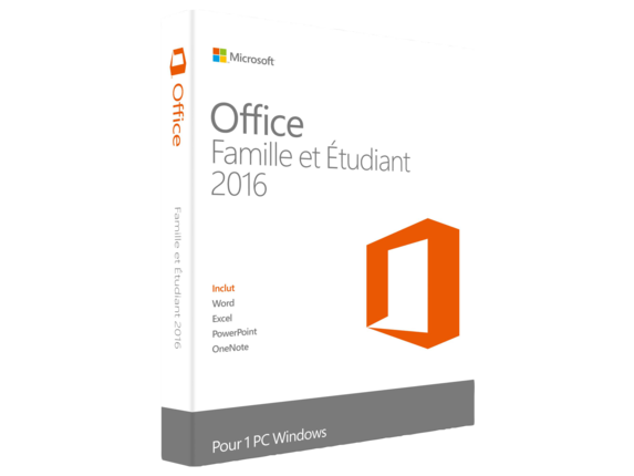 Microsoft Office 2016 Home and Business Software