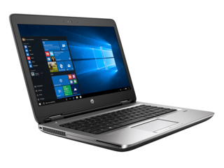 HP ProBook 640 G2 Notebook PC (ENERGY STAR)