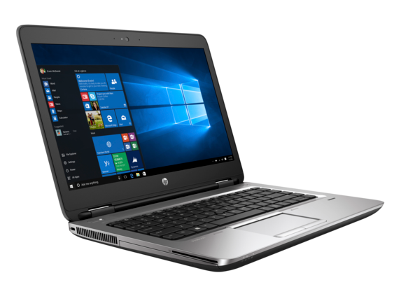 HP ProBook 640 G2 Notebook PC (ENERGY STAR) - Right