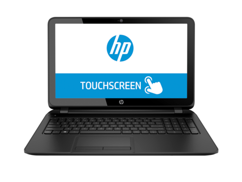 Notebook HP 15-f100 (Touch)