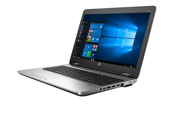 HP ProBook 650 G2 Notebook PC - Customizable - Left
