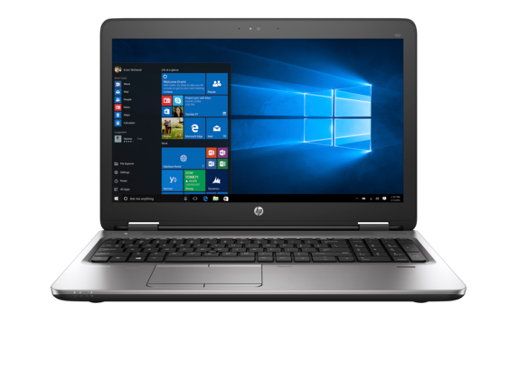 HP ProBook 650 G2 Notebook PC - Customizable - Center