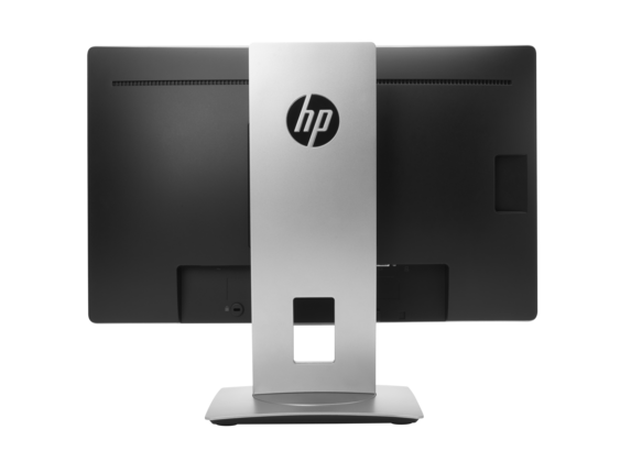 HP EliteDisplay E202 20-inch Monitor - Rear
