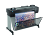HP DesignJet T730 36-in Printer - Right