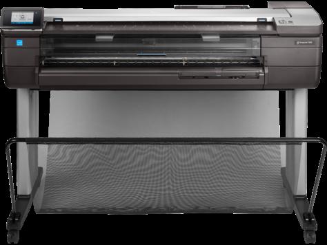HP DesignJet T830 36 英寸多功能打印机