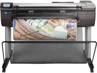 HP Designjet T-830
