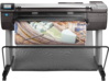 HP DesignJet T830 MFP with Rugged Case