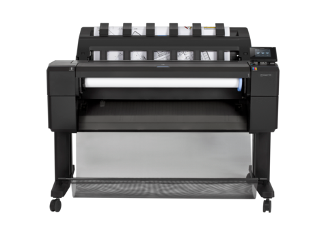 HP DesignJet T930 Printer series