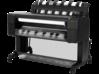 HP DesignJet T1530 36-in PostScript Printer with Encrypted Hard Disk - Left