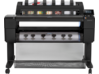 HP DesignJet T1530 36-in PostScript Printer with Encrypted Hard Disk - Center