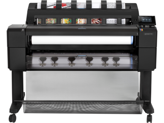 HP DesignJet T1530 36-in PostScript Printer - Center