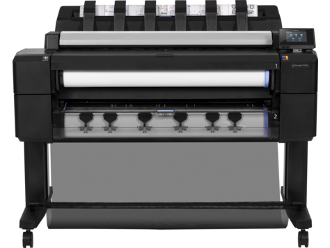 HP DesignJet T2530 Multifunctionele Printer