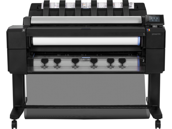 HP DesignJet T2530 36-in PostScript Multifunction Printer