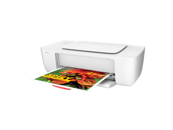 HP DeskJet 1112 Printer - Left