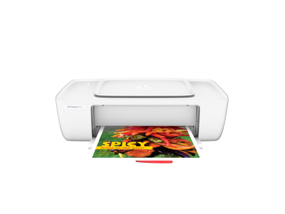 HP DeskJet 1112 Printer - Center