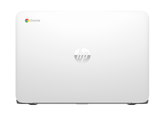 HP Chromebook - 14-ak040nr - Rear