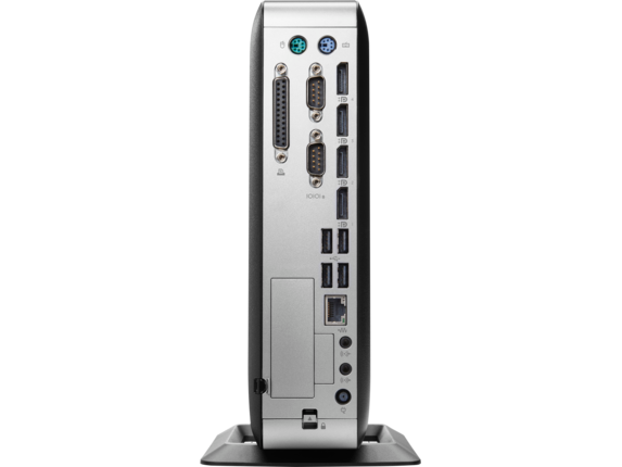 HP t730 Thin Client - Rear