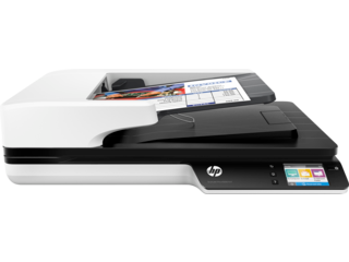 HP ScanJet Pro 4500 fn1 Network Scanner - Img_Center_320_240