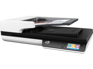 HP ScanJet Pro 4500 fn1 Network Scanner - Img_Left_320_240