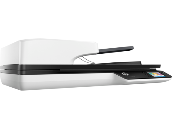 HP ScanJet Pro 4500 fn1 Network Scanner - Right