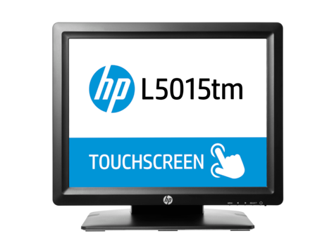Touch monitor retail HP L5015tm 15